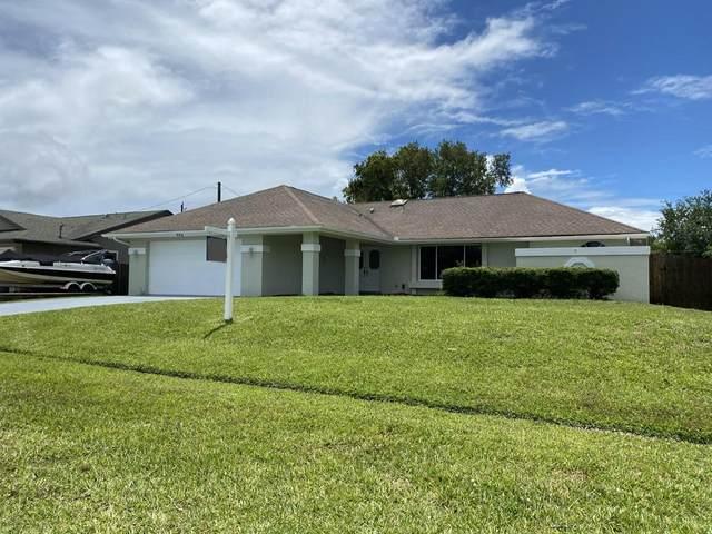 562 SE Volkerts Terrace, Port Saint Lucie, FL 34983 (MLS #RX-10623288) :: Berkshire Hathaway HomeServices EWM Realty