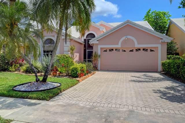 8192 Horseshoe Bay Road, Boynton Beach, FL 33472 (#RX-10623353) :: Ryan Jennings Group