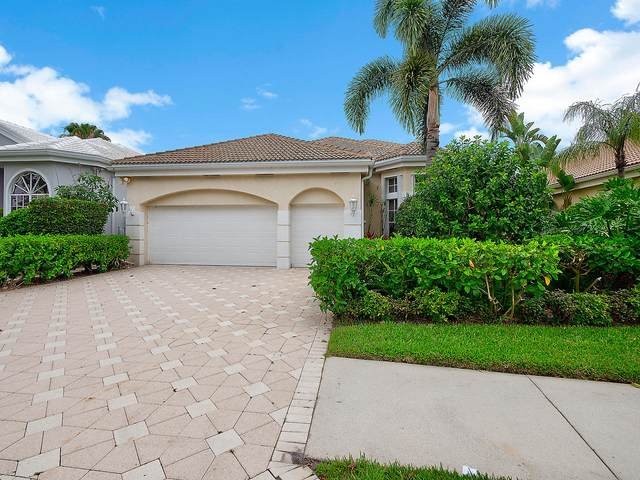 171 Windward Drive, Palm Beach Gardens, FL 33418 (MLS #RX-10623372) :: The Jack Coden Group