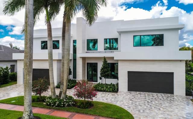 7446 Fenwick Place, Boca Raton, FL 33496 (#RX-10623512) :: Ryan Jennings Group