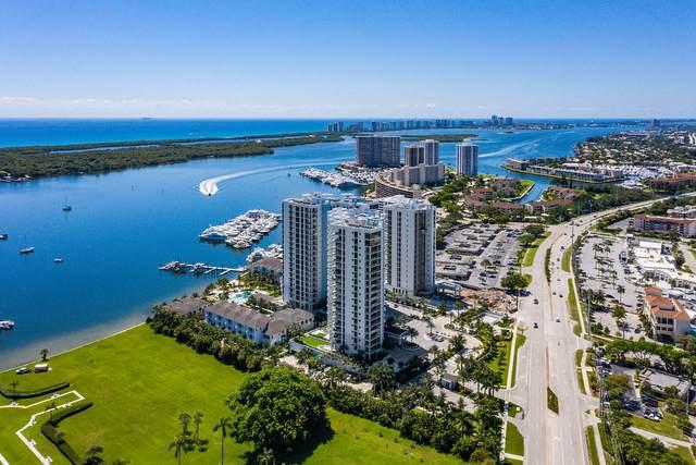 2 Water Club Way #403, North Palm Beach, FL 33408 (#RX-10623868) :: Ryan Jennings Group
