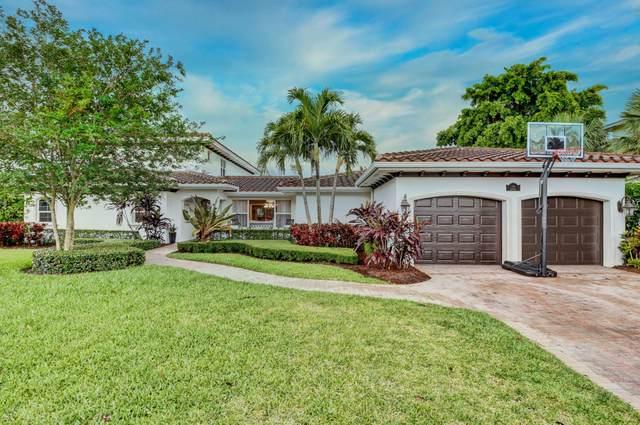 110 Grove Way, Delray Beach, FL 33444 (MLS #RX-10624144) :: Berkshire Hathaway HomeServices EWM Realty
