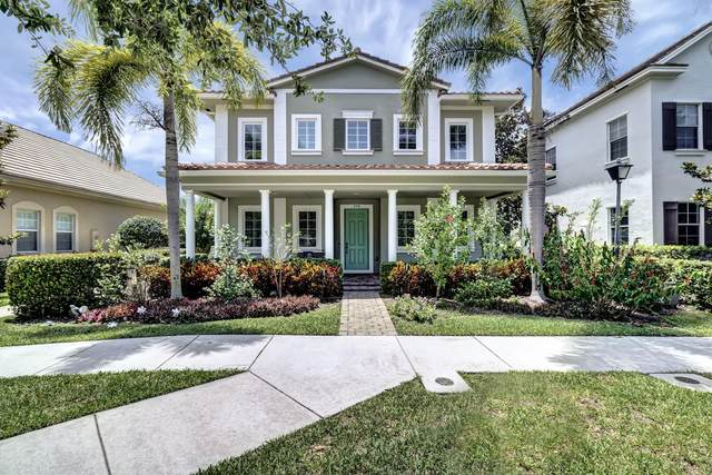 250 Edenberry Avenue, Jupiter, FL 33458 (MLS #RX-10624148) :: Castelli Real Estate Services