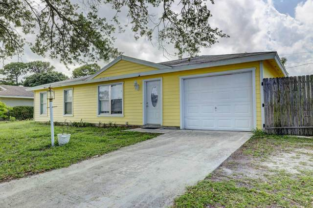 1608 SE Haverford Street, Port Saint Lucie, FL 34983 (#RX-10624347) :: Ryan Jennings Group