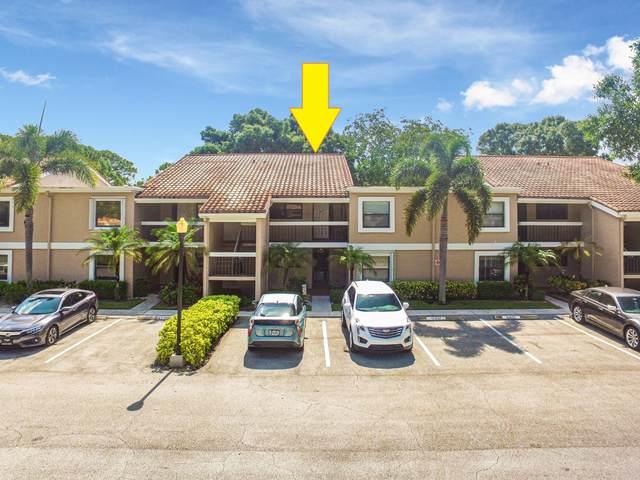 12910 Briarlake Drive #204, Palm Beach Gardens, FL 33418 (#RX-10624376) :: Ryan Jennings Group