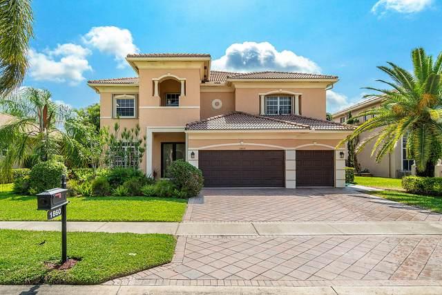 1860 Waldorf Street, Royal Palm Beach, FL 33411 (MLS #RX-10624494) :: United Realty Group
