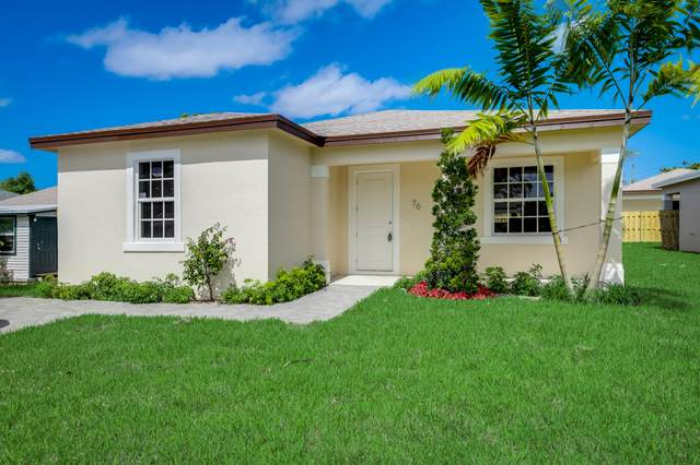 70 Ethelyn Drive, West Palm Beach, FL 33413 (#RX-10624644) :: Treasure Property Group