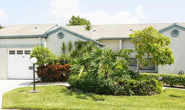 4471 Feivel Road #36, West Palm Beach, FL 33417 (#RX-10625034) :: Ryan Jennings Group