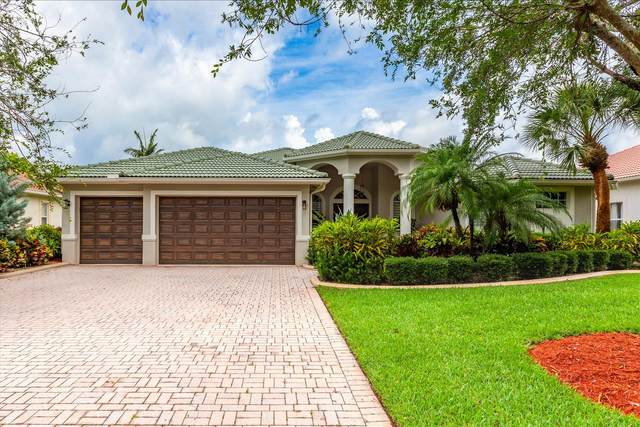 2293 SW Dove Canyon Way, Palm City, FL 34990 (#RX-10625507) :: Ryan Jennings Group