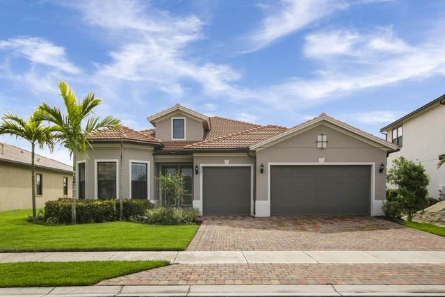 222 Blanca Isles Lane, Jupiter, FL 33478 (MLS #RX-10625509) :: Laurie Finkelstein Reader Team