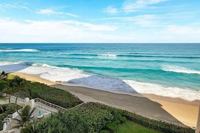4200 N Ocean Drive NW 2-205, Singer Island, FL 33404 (#RX-10625572) :: Posh Properties