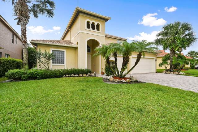 395 NW Sheffield Circle, Port Saint Lucie, FL 34983 (#RX-10625611) :: Ryan Jennings Group