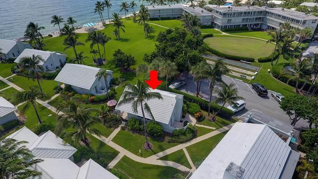 1221 Hillsboro Mile Manor #9, Hillsboro Beach, FL 33062 (MLS #RX-10625654) :: RE/MAX