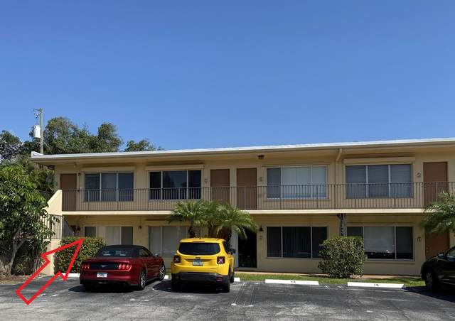 2303 S Federal Highway #11, Boynton Beach, FL 33435 (#RX-10625762) :: Ryan Jennings Group