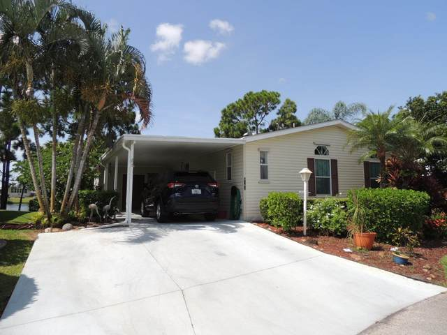 8182 14th Hole Drive, Port Saint Lucie, FL 34952 (MLS #RX-10625864) :: Berkshire Hathaway HomeServices EWM Realty