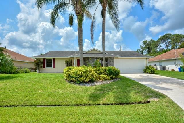 1210 SW Malaga Avenue, Port Saint Lucie, FL 34953 (#RX-10626030) :: Ryan Jennings Group