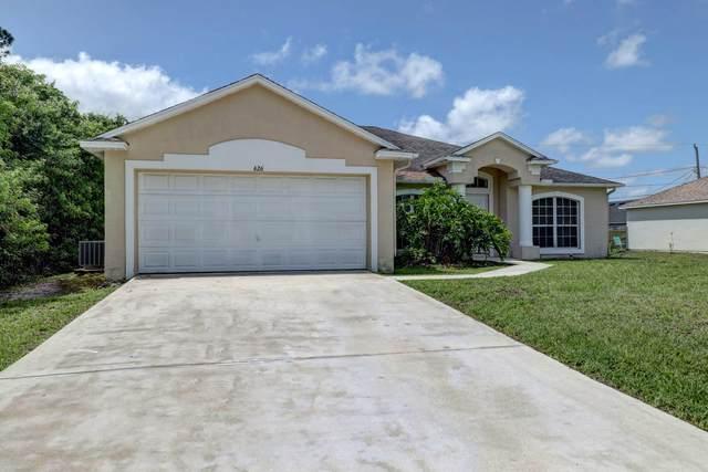 626 SW Gailbreath Avenue, Port Saint Lucie, FL 34983 (#RX-10626069) :: Ryan Jennings Group