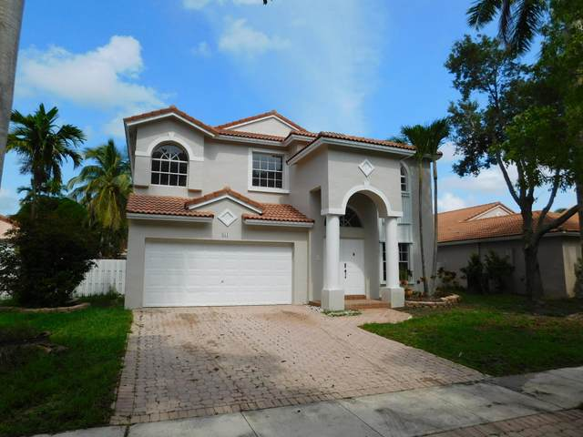 951 NW 185th Terrace, Pembroke Pines, FL 33029 (#RX-10626278) :: Real Estate Authority