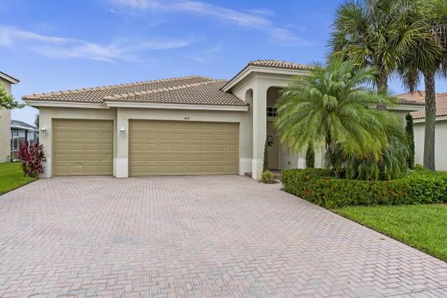 4119 Worlington Terrace, Fort Pierce, FL 34947 (MLS #RX-10626406) :: Laurie Finkelstein Reader Team