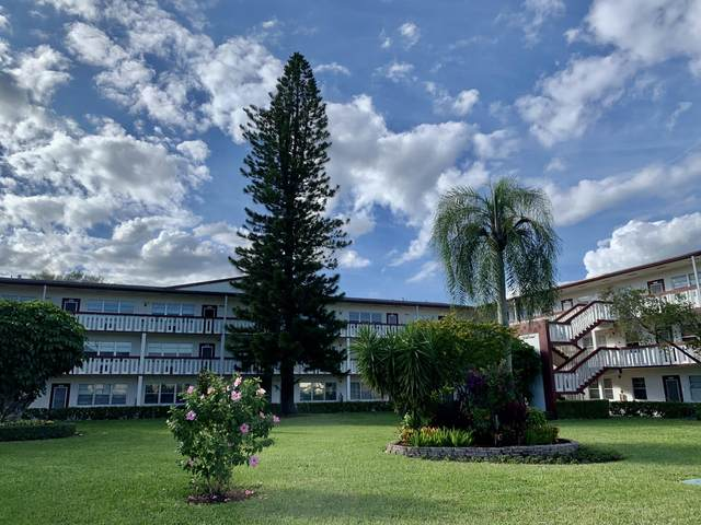 481 Fanshaw L, Boca Raton, FL 33434 (#RX-10626873) :: Ryan Jennings Group