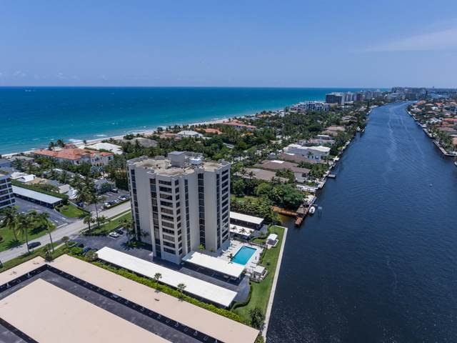 2220 S Ocean Boulevard #602, Delray Beach, FL 33483 (#RX-10626896) :: Ryan Jennings Group