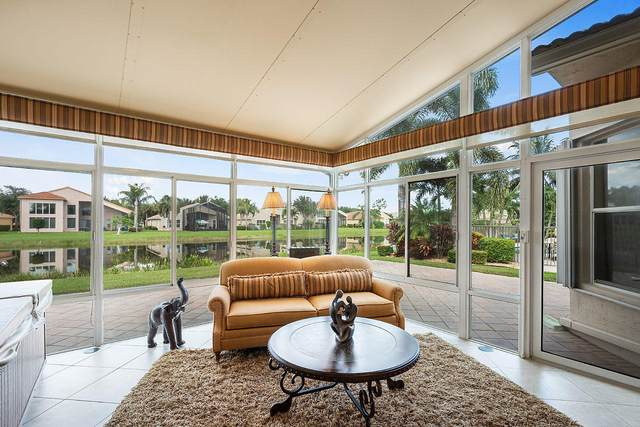 7038 Great Falls Circle, Boynton Beach, FL 33437 (#RX-10627022) :: Ryan Jennings Group