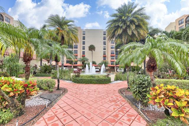 7161 Promenade Drive #701, Boca Raton, FL 33433 (#RX-10627158) :: Ryan Jennings Group
