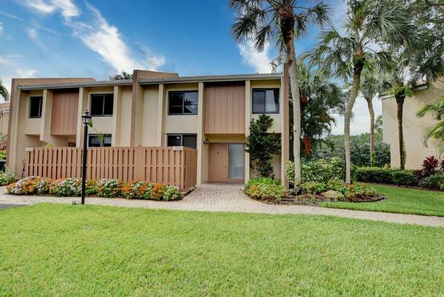 3505 Bridgewood Drive #3505, Boca Raton, FL 33434 (#RX-10627611) :: Ryan Jennings Group