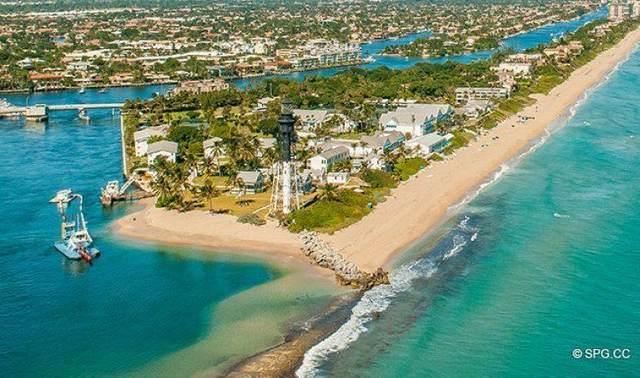 1051 Hillsboro Mile 605E, Hillsboro Beach, FL 33062 (#RX-10627796) :: The Rizzuto Woodman Team