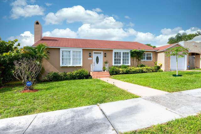 826 37th Street, West Palm Beach, FL 33407 (#RX-10628067) :: Ryan Jennings Group