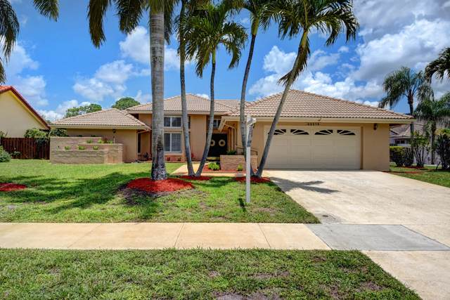 22275 Martella Avenue, Boca Raton, FL 33433 (MLS #RX-10628716) :: The Paiz Group