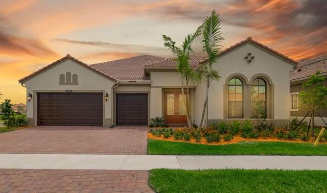 9056 Porto Way #500, Parkland, FL 33076 (#RX-10628751) :: Signature International Real Estate