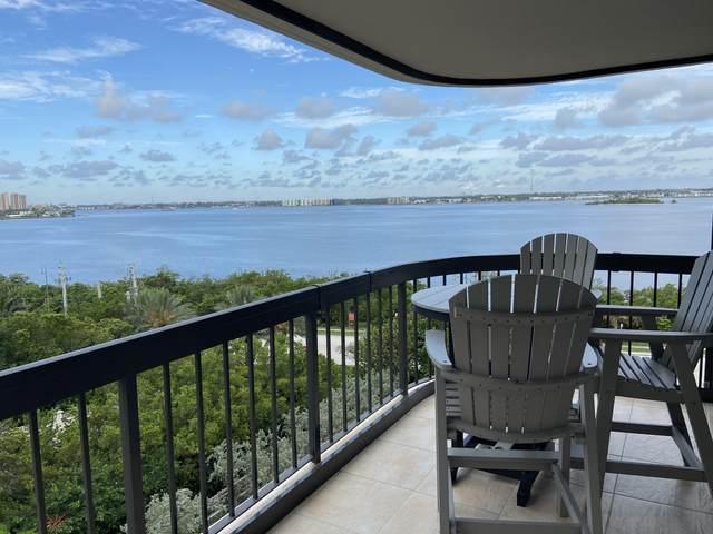 5380 N Ocean Drive 7-A, Singer Island, FL 33404 (#RX-10629136) :: Signature International Real Estate
