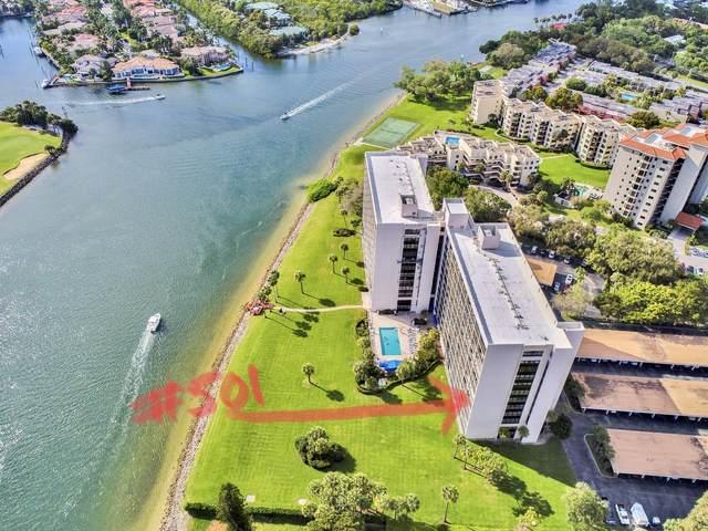356 Golfview Road #501, North Palm Beach, FL 33408 (MLS #RX-10629188) :: Berkshire Hathaway HomeServices EWM Realty
