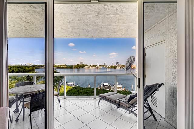 17050 N Bay Road #501, Sunny Isles Beach, FL 33160 (#RX-10629457) :: Posh Properties