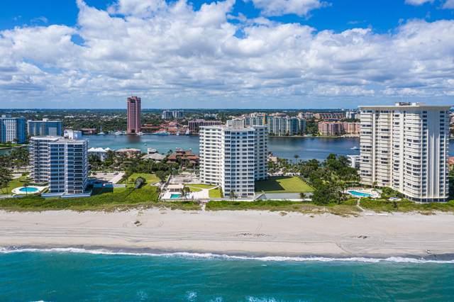 600 S Ocean Boulevard #1408, Boca Raton, FL 33432 (#RX-10629609) :: Posh Properties