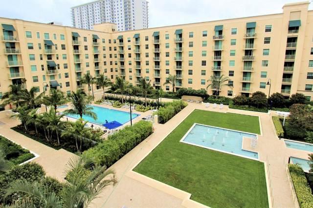 610 Clematis Street #209, West Palm Beach, FL 33401 (#RX-10629648) :: Ryan Jennings Group