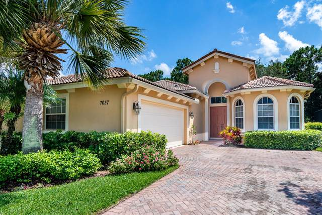 7037 Maidstone Drive, Port Saint Lucie, FL 34986 (MLS #RX-10629720) :: Miami Villa Group