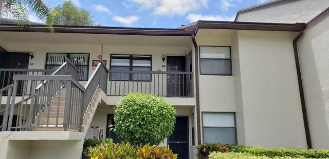 7682 Tahiti Lane #204, Lake Worth, FL 33467 (#RX-10630084) :: Posh Properties