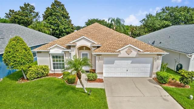 902 Shaw Circle, Melbourne, FL 32940 (MLS #RX-10630189) :: Berkshire Hathaway HomeServices EWM Realty