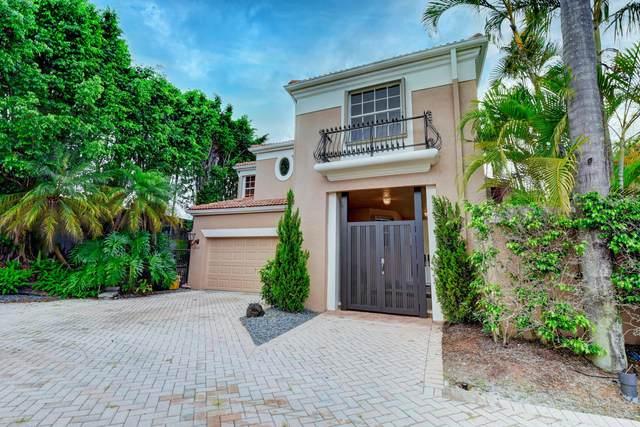 4305 NW 63rd Place, Boca Raton, FL 33496 (MLS #RX-10630284) :: Berkshire Hathaway HomeServices EWM Realty