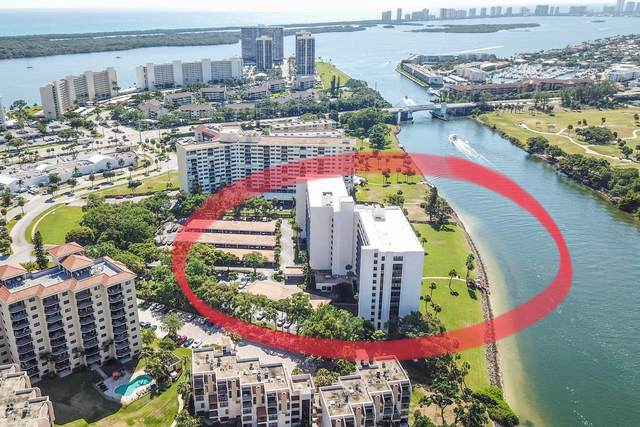 356 Golfview Road #606, North Palm Beach, FL 33408 (MLS #RX-10630406) :: Berkshire Hathaway HomeServices EWM Realty