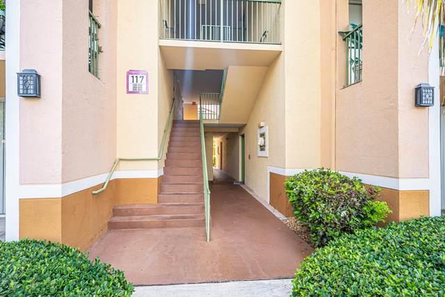 117 Yacht Club Way #305, Hypoluxo, FL 33462 (MLS #RX-10630461) :: Berkshire Hathaway HomeServices EWM Realty