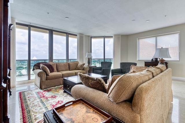 3620 Gardens Parkway 1603B, Palm Beach Gardens, FL 33410 (MLS #RX-10630506) :: Berkshire Hathaway HomeServices EWM Realty