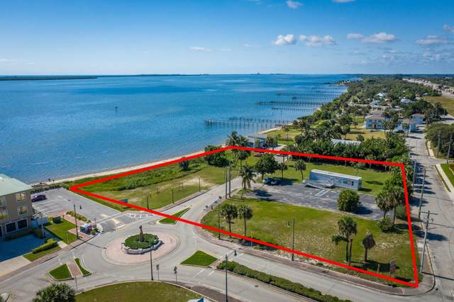411 S Indian River Drive, Fort Pierce, FL 34950 (MLS #RX-10630891) :: Berkshire Hathaway HomeServices EWM Realty
