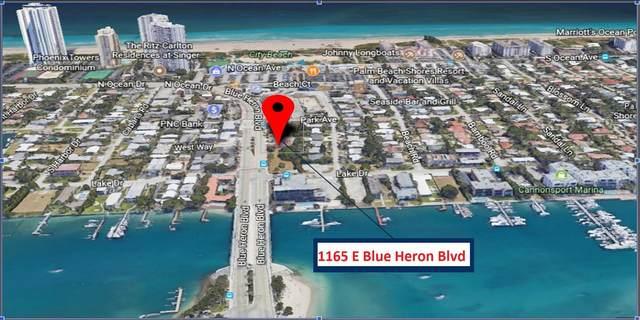 1165 E Blue Heron Boulevard A, Riviera Beach, FL 33404 (#RX-10631569) :: Ryan Jennings Group