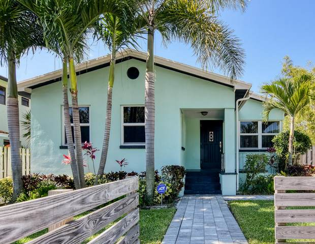 214 NE 10th Street, Delray Beach, FL 33444 (#RX-10631843) :: Ryan Jennings Group