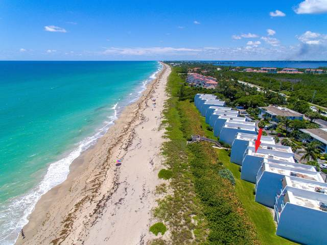11000 S Ocean Drive 5-F, Jensen Beach, FL 34957 (#RX-10631866) :: Posh Properties