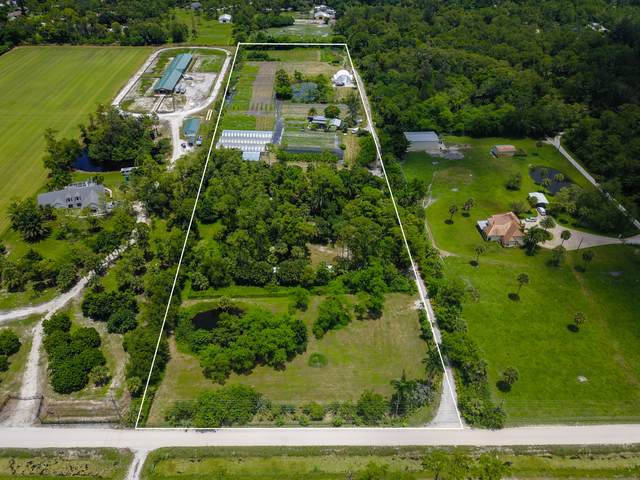 1442 E Road, Loxahatchee Groves, FL 33470 (#RX-10631897) :: Ryan Jennings Group