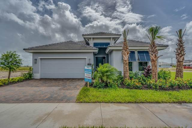 12590 SW Sunrise Lake Terrace, Port Saint Lucie, FL 34987 (#RX-10631902) :: Baron Real Estate